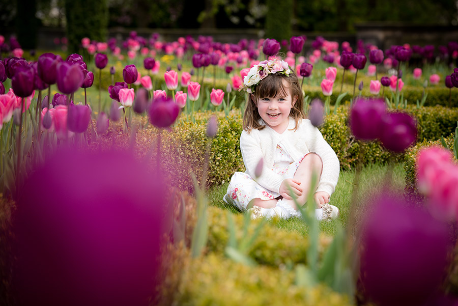 trentham gardens family photography
