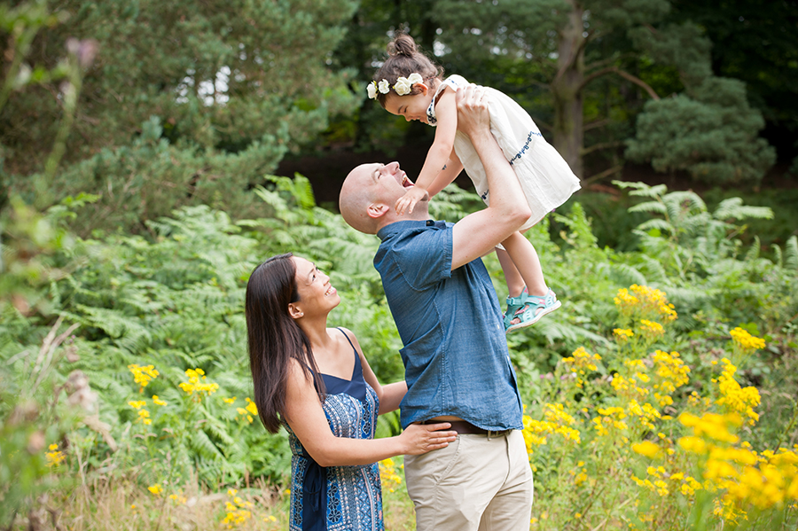 Family photographer stafford